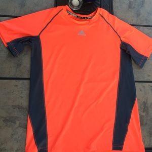 adidas • Climacool Activewear Short Sleeve T-Shirt
